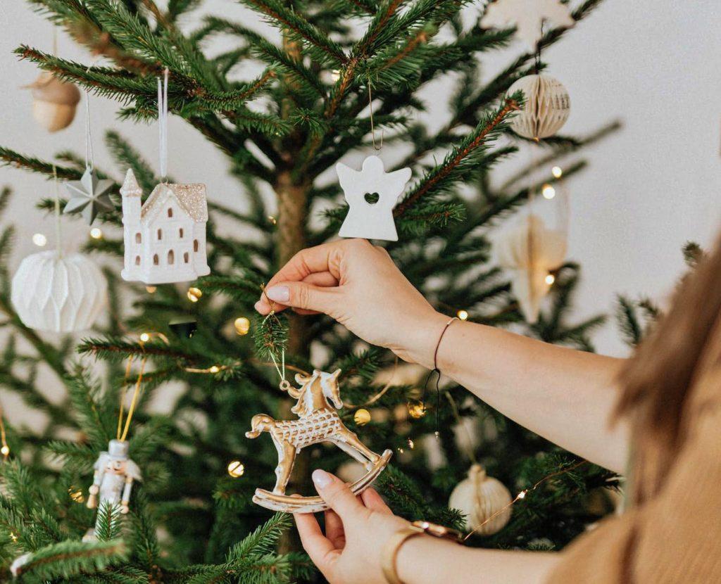 décoration sapin de Noel