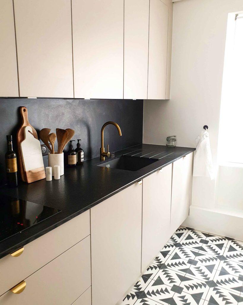 Projet Treize : rénovation d'un appartement à Strasbourg