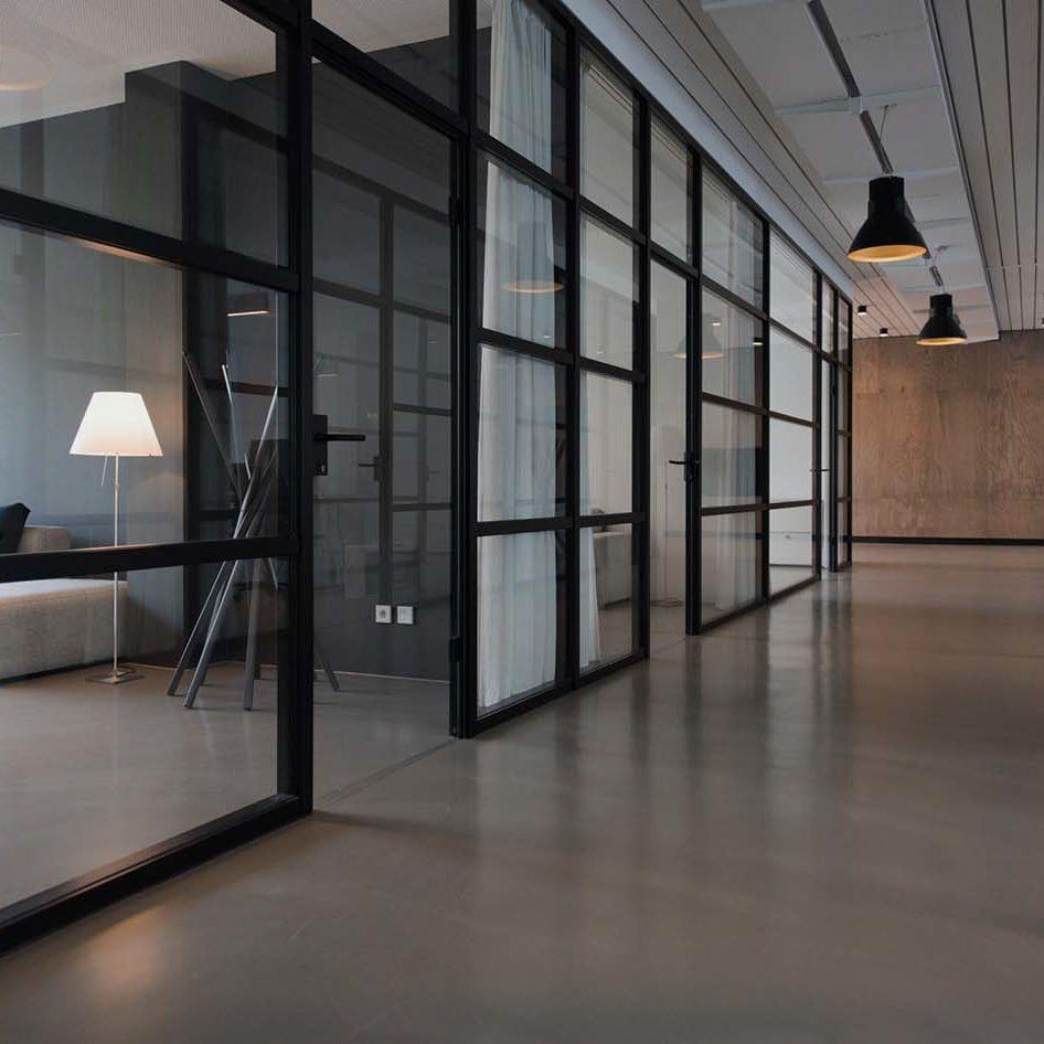 Décoration d'intérieur entreprise & bureaux professionnels