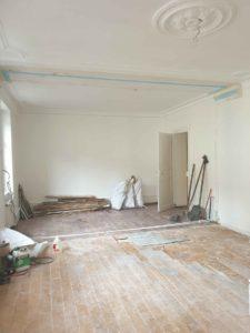 Rénovation d'appartement à Strasbourg 2