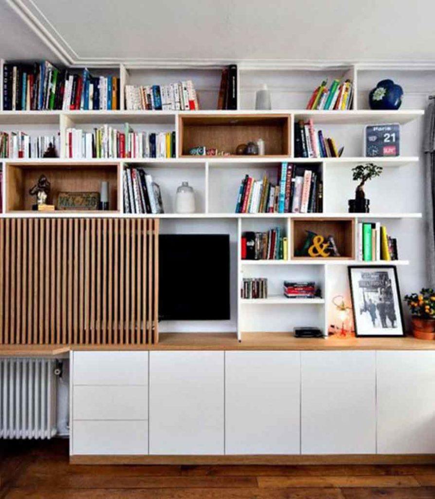5 astuces pour cacher sa télévision