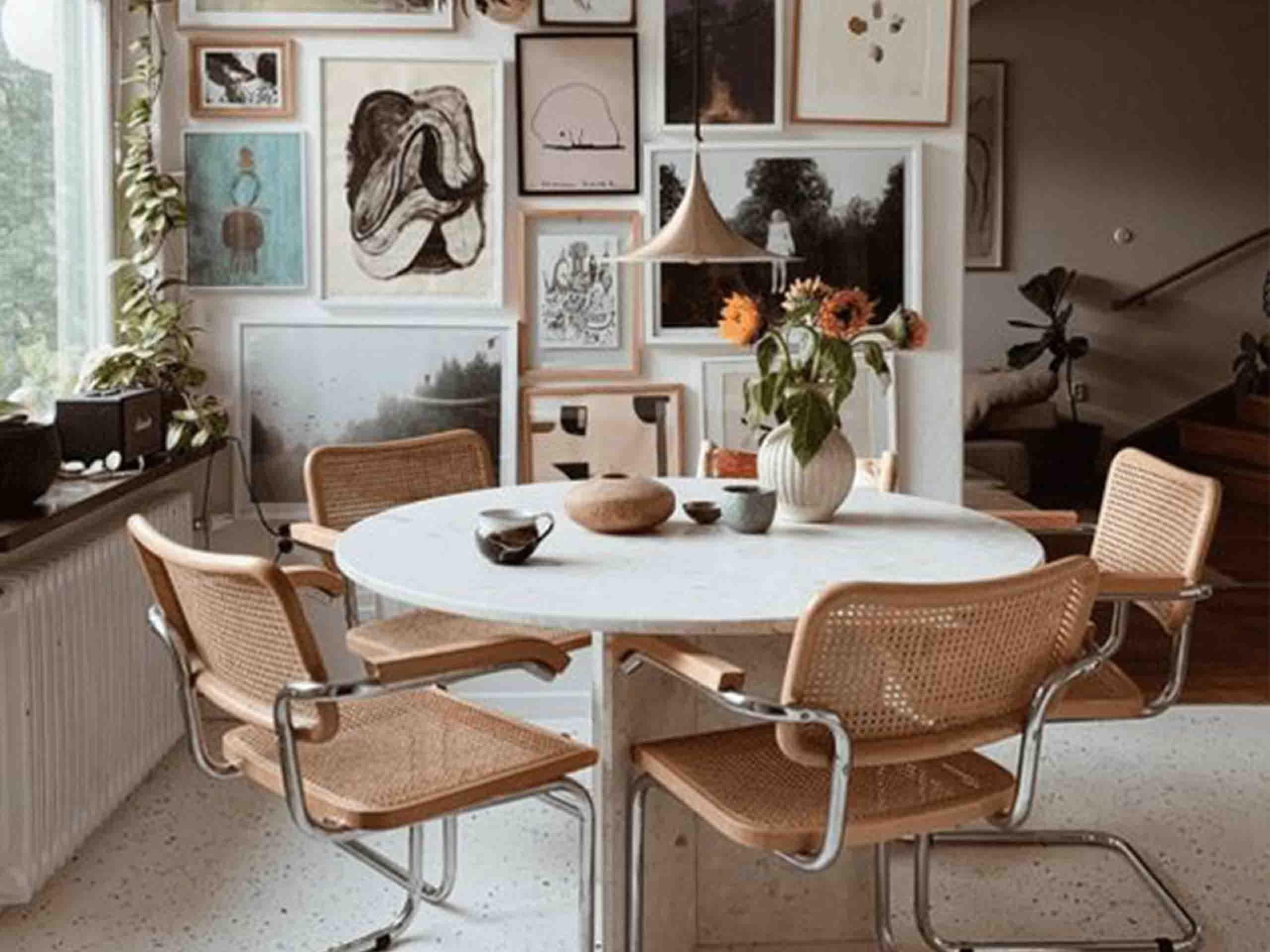 Définition du style vintage en décoration d'intérieur